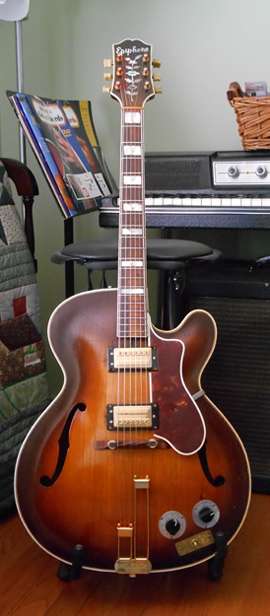 how to tell where your epiphone was made